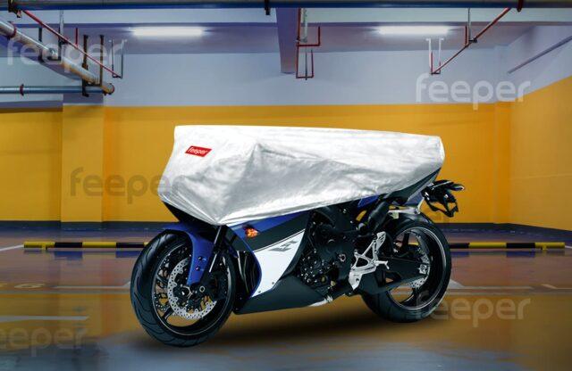 guardar tu moto