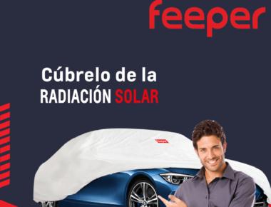 Los coches y la radiación solar